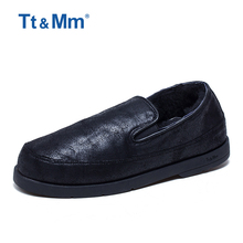 Winter Platform Silp-On Boat Shoes
