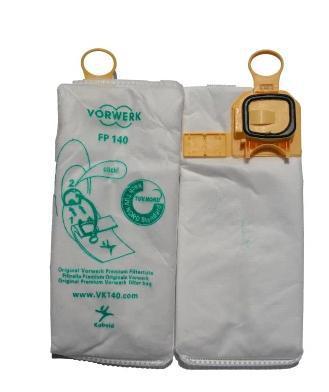 12Pcs/lot Vacuum Cleaner dust HEPA bag paper bag for vorwerk VK140 FP140 Kobold140 VK150 FP150 Kobold150 6pcs high efficiency dust filter bag replacement for vk140 vk150 vorwerk garbage bags fp140 bo rate kobold vacuum cleaner