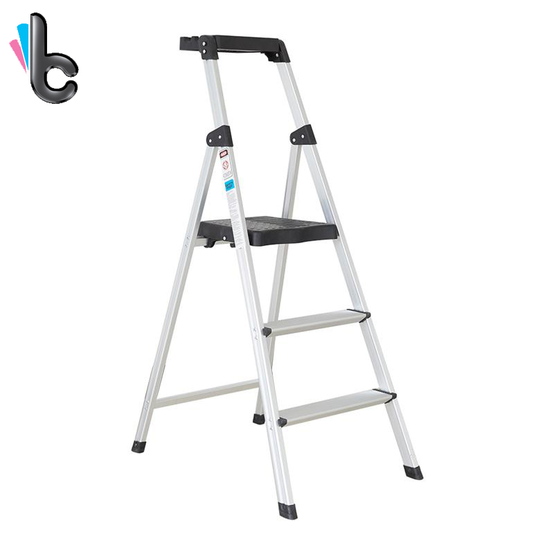 Aluminum Folding Ladder Pedal Safety Design Multifunction Supply Tool For Kitchen Stretch Placement Saves Space composite structures design safety and innovation
