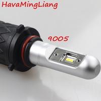 Car Headlights H7 Led H1 H11 Light Bulbs 9004 HB3 HB4 H3 Automobiles 1600lm Led 12v
