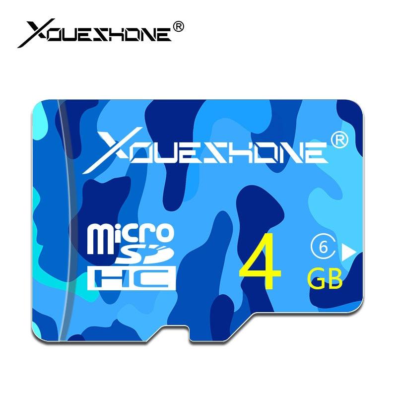 Crazy hot carte sd memory card 32GB micro sd card 8GB 16GB 32GB 64GB 128GB C10 tf card 4GB cartao de memoria with free adapter 2