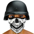 Popular Sale!!! Outdoor Sport Mask Skull Face Mouth-Muffle Warm Windproof Motorcycle Bike Cycling Ski Face Mask