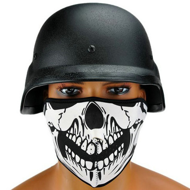 Online Buy Wholesale Skull Face Mask From China Skull Face