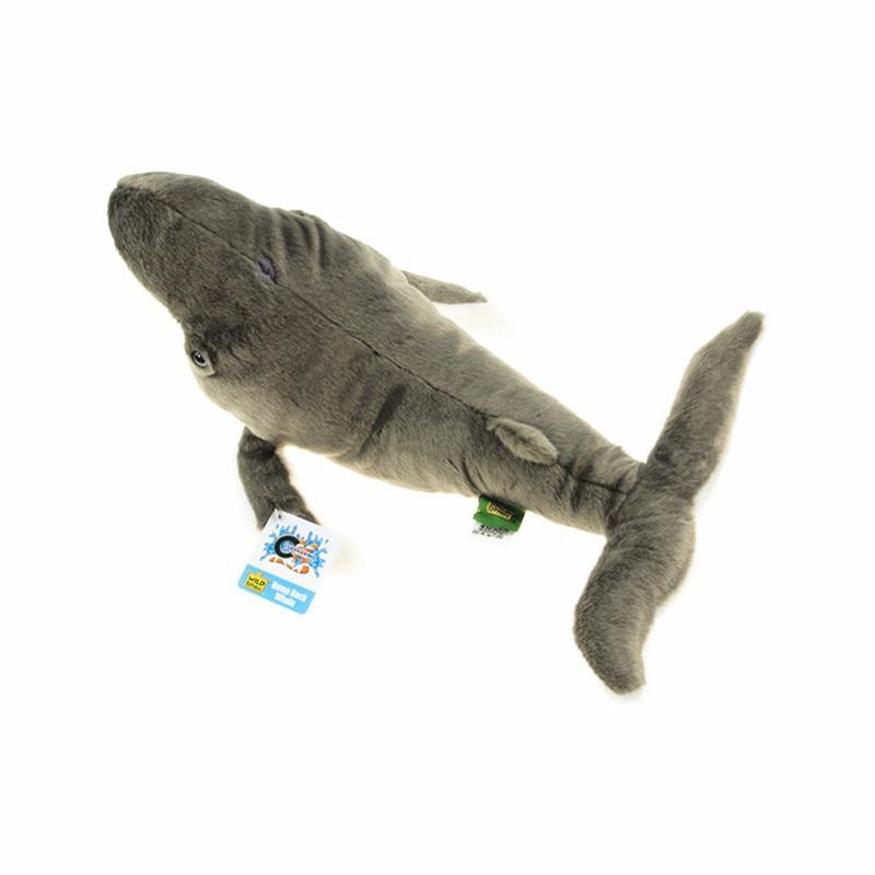 40cm Humpback Whale Animal Stuffed Plush Toy Cute Whales Kids