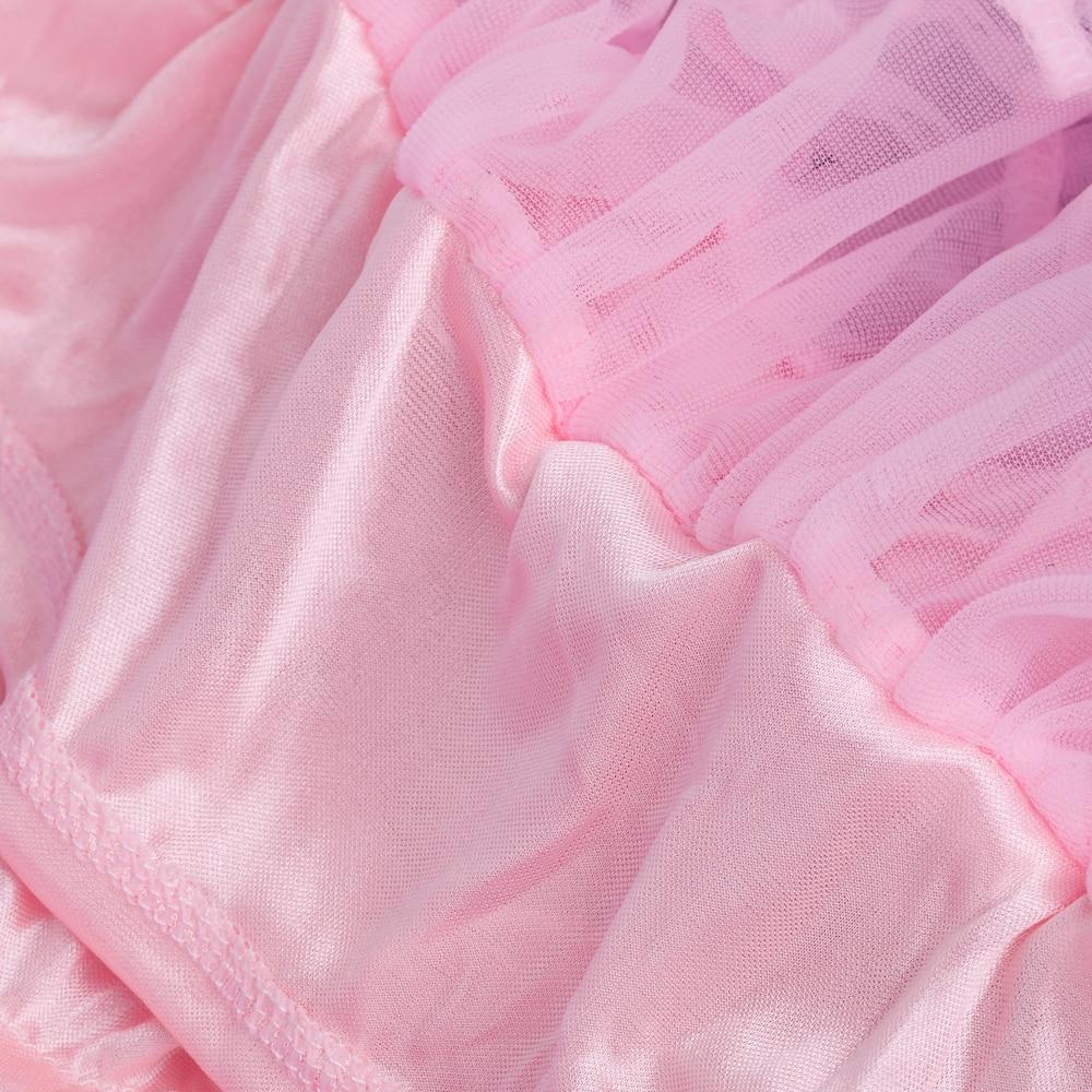 Fluffy Chiffon Pettiskirts Lucky Child Skirt Piger Tutu Børn Tøj - Børnetøj - Foto 5