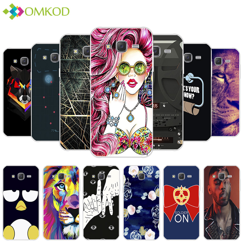 For Samsung Galaxy J5 2015 Clear Wallpapers Case Silicone 5 0 Inch For Samsung J5 J5008 Sm J500f J500 J500f Phone Back Cover Fitted Cases Aliexpress