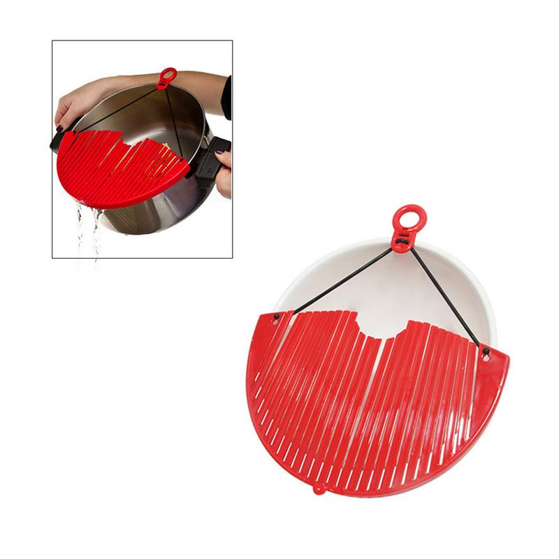 New Arrival Kitchenware Dishes Sink Drain Silicone Filter Plate Storage Rack Shelving Rack Drain Board Kitchen Tools