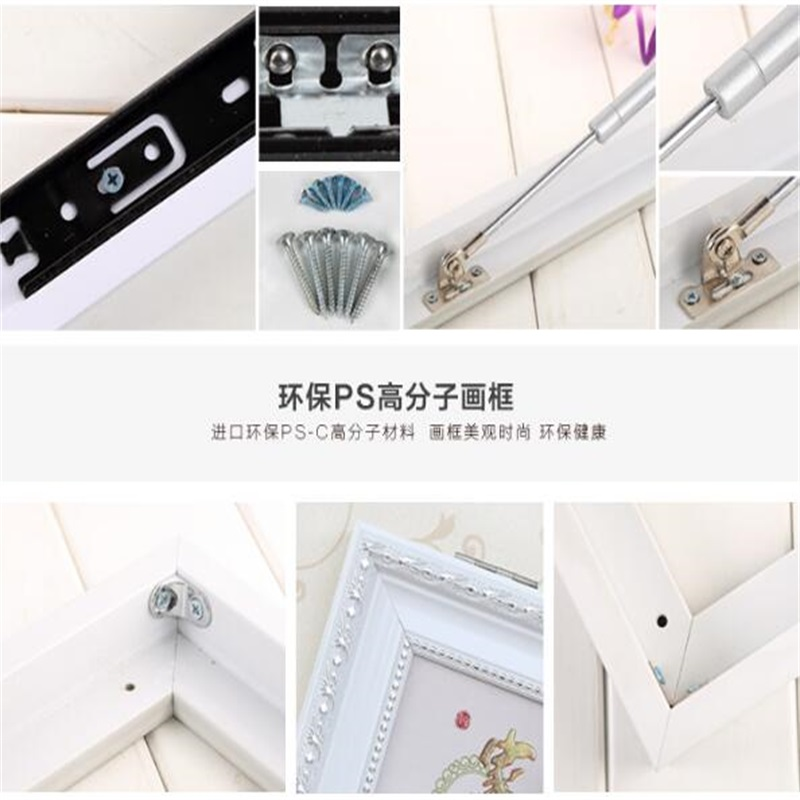 40*30cm Electric Meter Box Watt meter Box Switch Box Hanging Wall Decorative photo frame - 4