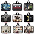 9.7 10 13 15 17 inch laptop bag tablet sleeve case with handle PC 10 13.3 15.6 17 inch computer notebook cover pouch LB-nine3
