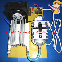 Free Shipping By DHL 1PC 7G H Cocentration Ozone Generator Kits Ozonator Kits Air Purifier For