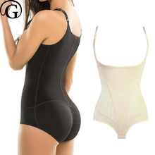69bc41297863 PRAYGER 6XL Plus Size Sexy women lingerie Butt Lifter Bodysuits Slimming  Abdomen Control Waist Shapewear U
