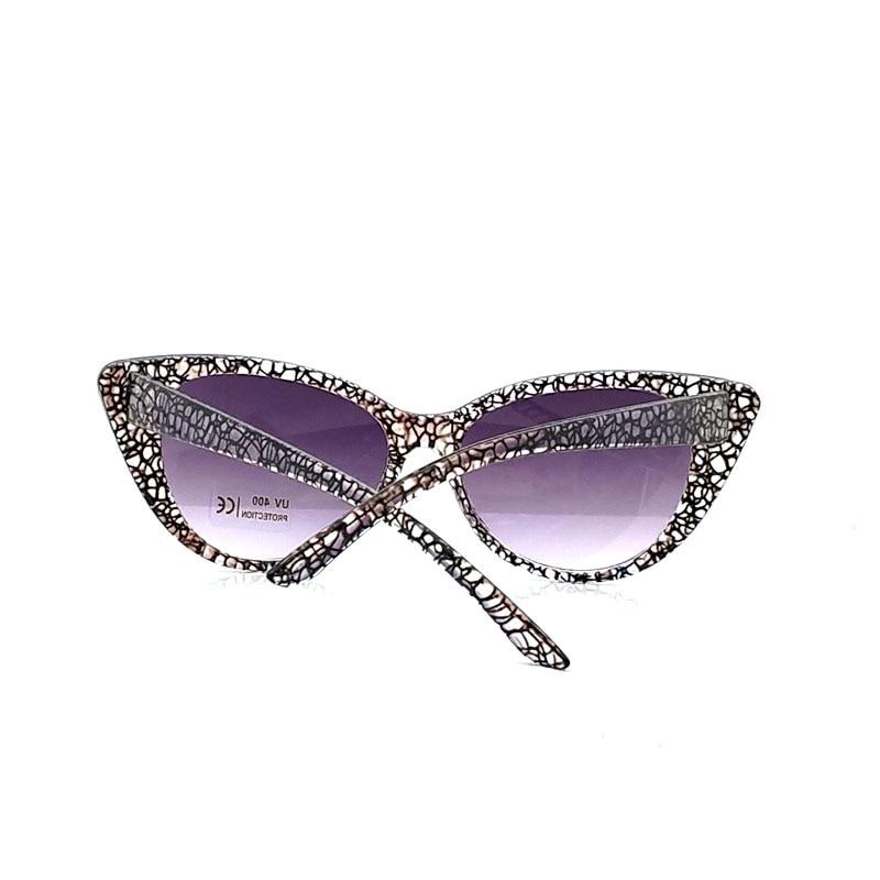 Կանանց արևային ակնոցներ Cat Eye բրենդի - Հագուստի պարագաներ - Լուսանկար 6