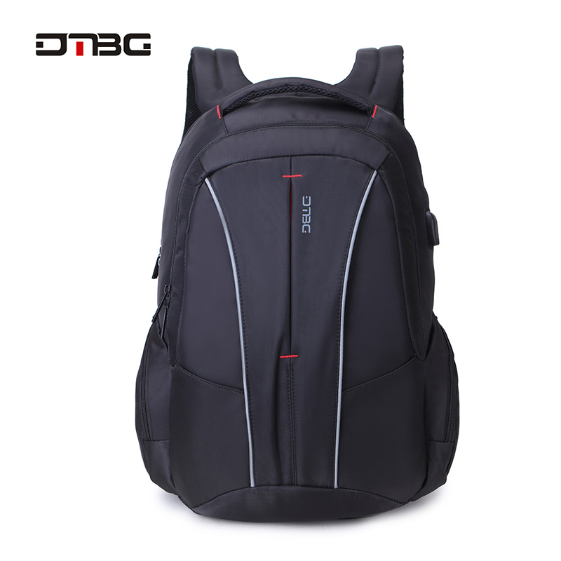 DTBG Large Capacity Smart School Backpacks For 17.3 Inch Laptop Fashion Student College Water Repellent School Bag Sacs Rucksack image