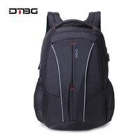DTBG Large Capacity Smart School Backpacks For 17.3 Inch Laptop Fashion Student College Water Repellent School Bag Sacs Rucksack