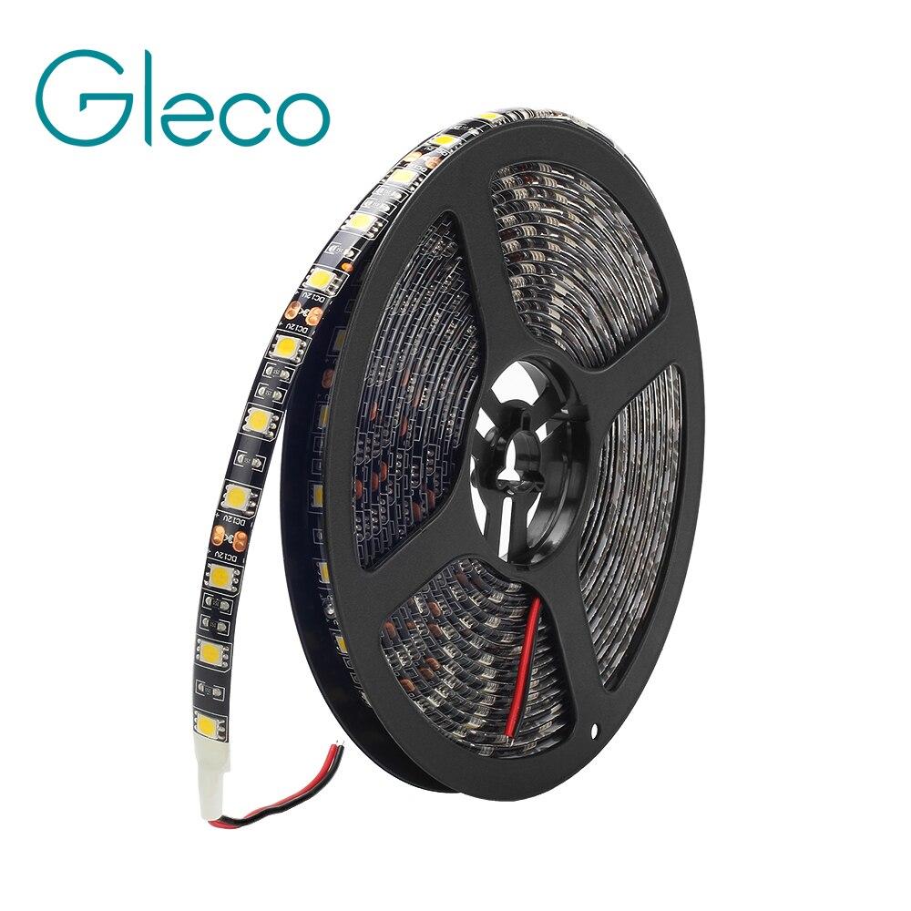 DC12V 5M LED Strip 5050 RGB,RGBW,RGBWW 60LEDs/m Flexible Light 5050 ...