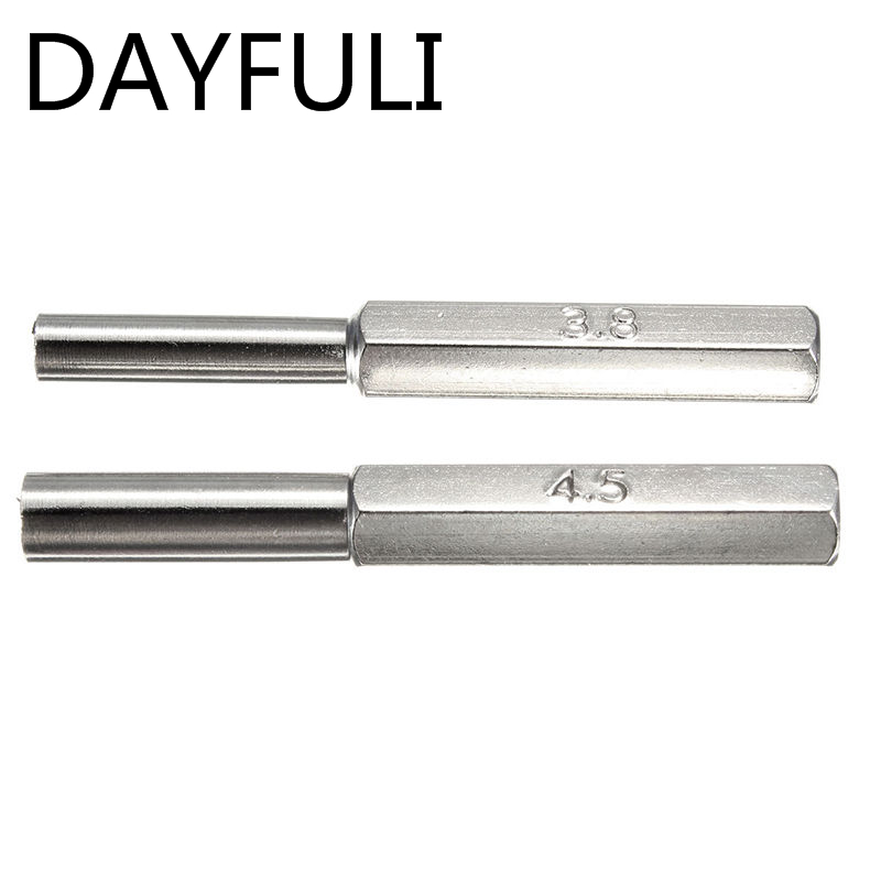 3.8mm 4.5mm Screwdriver Bit Security Tool for NES SNES N64 Game  I2