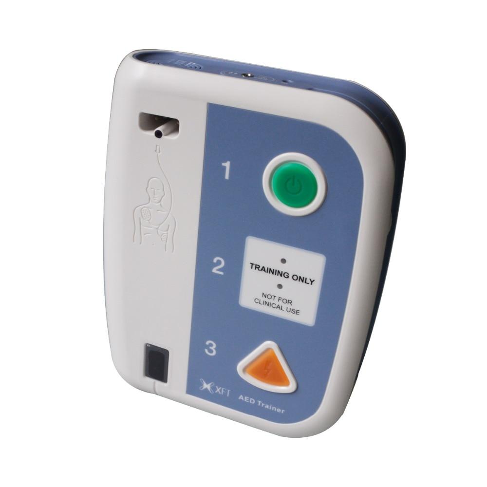 Image 3 - Новый Электронный тренажер AED 120C + с пультом дистанционного управления тренировочное устройство AED для обучения CPR аварийное обучение на английском и тайском языкахТовары для похудения    АлиЭкспресс