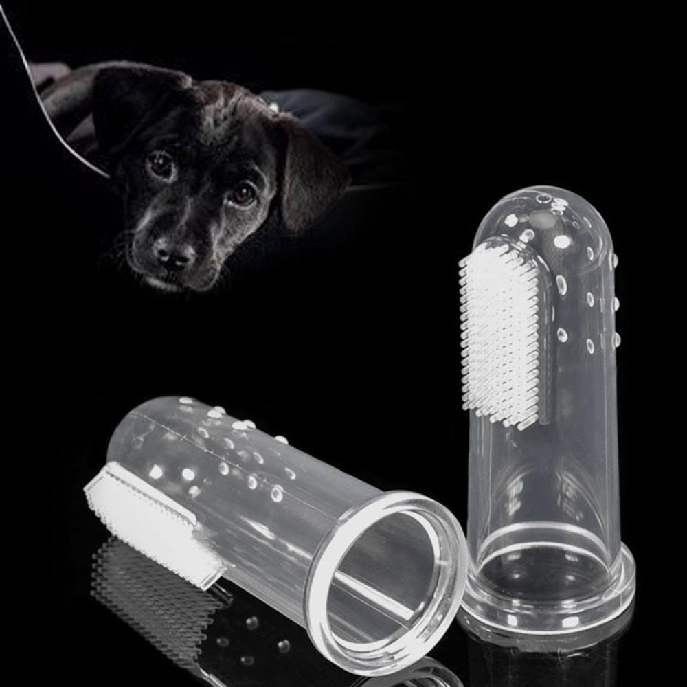 ¡Novedad! cepillo de dientes súper suave para mascotas 3