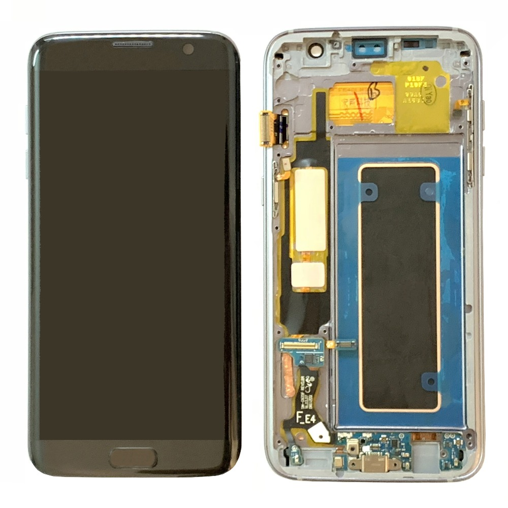 For Samsung Galaxy S7 EDGE G935 G935F Super AMOLED LCD Display+Touch Screen Digitizer Assembly Replacement PartsFor Samsung Galaxy S7 EDGE G935 G935F Super AMOLED LCD Display+Touch Screen Digitizer Assembly Replacement Parts