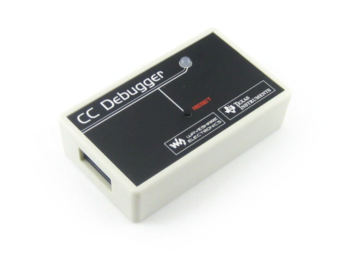 CC Debugger CCxxxx ZIGBEE Programmer Debugger Wireless Emulator for Zigbee Module RF System-on-Chips freeshipping rs232 to zigbee wireless module 1 6km cc2530 chip