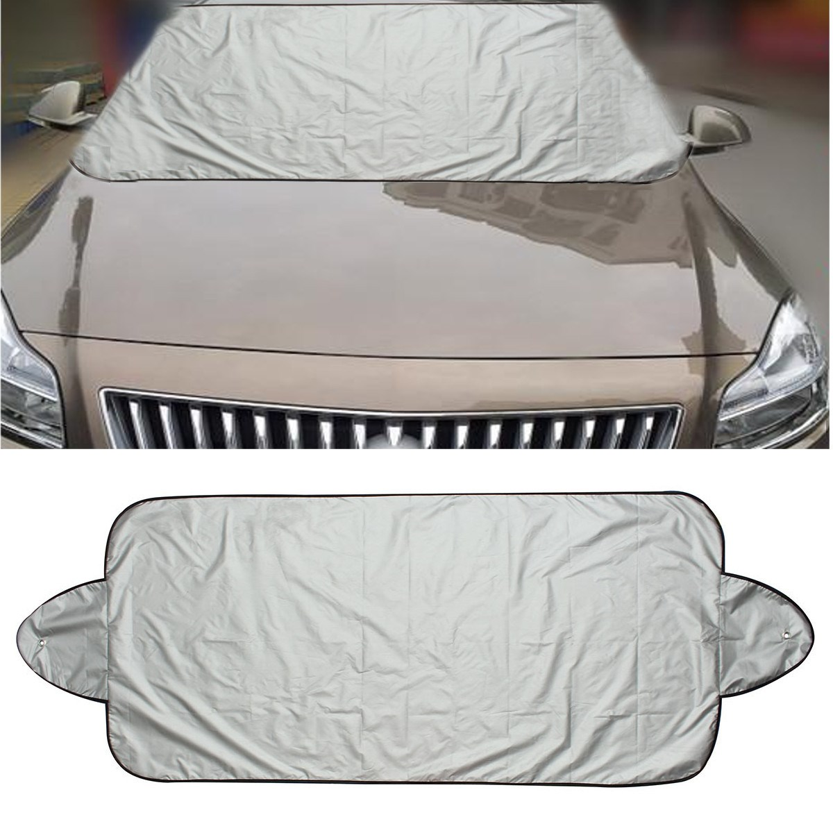 1pcs Prevent Snow Ice Sun Shade Dust Frost Freezing Car Windshield Cover Protector lane legend window foil windshield sun shade car windshield visor cover block sunshade uv protect case for nissan qashqai 2016