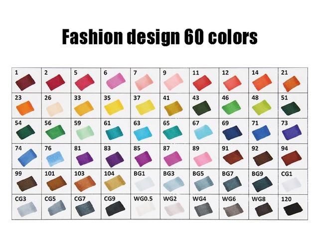60 Fashion design