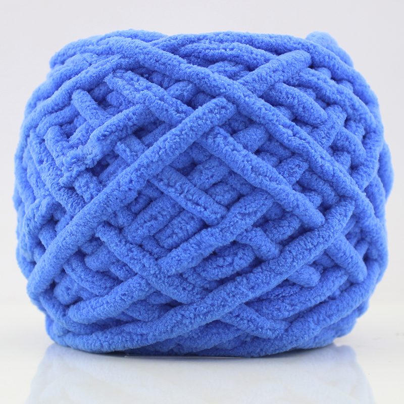 ... knitted Yarn For Hand knitting Soft Milk Cotton Yarn Thick Wool Yarn