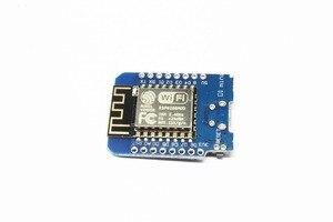 Image 3 - 10 CHIẾC ESP8266 ESP 12 ESP 12F Mini Mô Đun Wemos D1 Mini Wifi Ban Phát Triển Micro USB 3.3V Dựa Trên ESP 8266EX 11 kỹ thuật số Pin