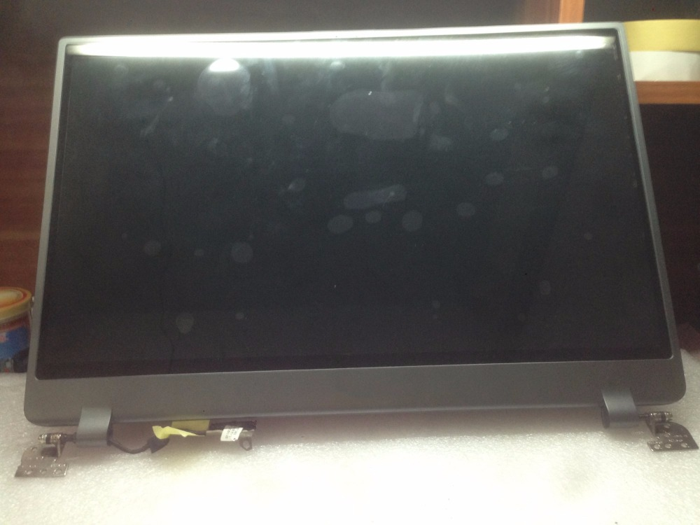 GrassRoot 15.6 inch LCD SCREEN Full top Assembly HD for Acer Aspire M5-581T-6405 6024 6807 LP156WH6-TJA1 LCD Assembly Screen new for acer aspire v3 111p v3 112p lcd touch digiitizer assembly screen display