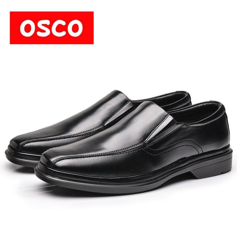 OSCO Usine directe TOUTE LA SAISON Nouvelle Hommes Chaussures Mode Hommes Casual grande taille 40-48 taille juste pour big foot Chaussures # RUL0017P