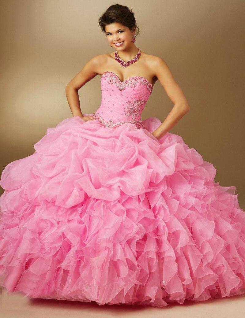 Fantástico Pétalos De Color Rosa Vestidos De Dama De Honor Imágenes ...