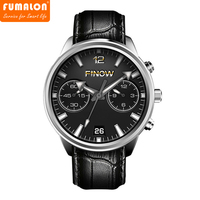 2017 Top Fashion Real Finow X5 Air Smartwatch Phone 5 1 3g Quad Core 1 3ghz
