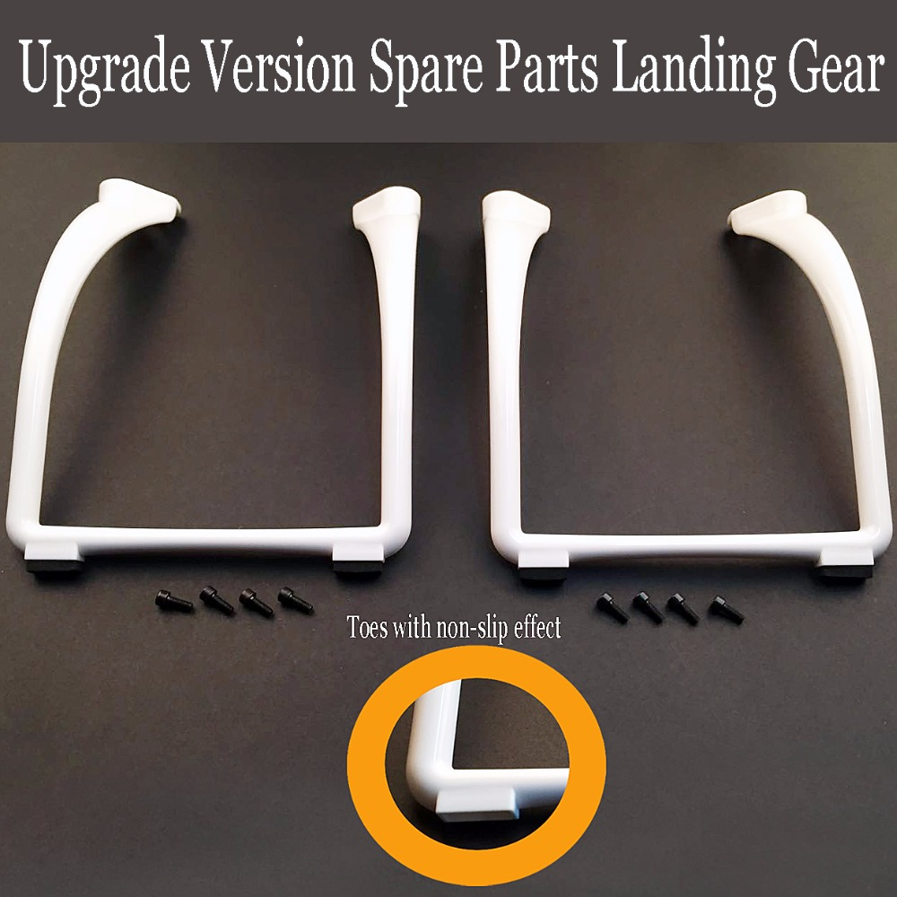 Landing Gear Legs Foot for SYMA X8 X8C X8W X8G X8HC X8HW X8HG X16 MJX B3 X101 RC Quadcopter Drone Accessories Spare Part смазка hi gear hg 5509