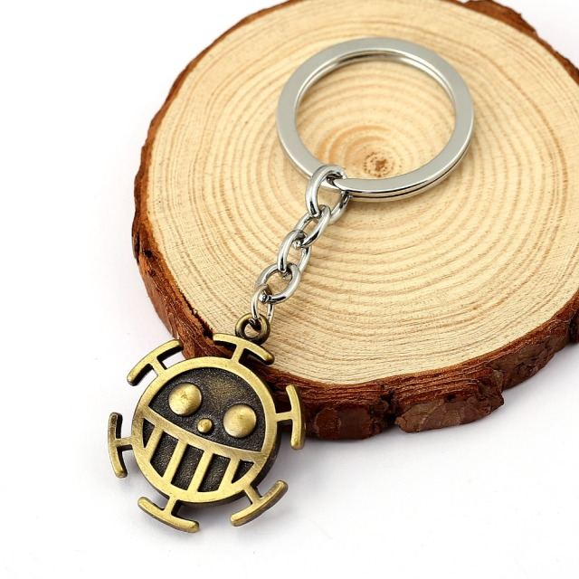 One Piece Piratas de Heart Llavero