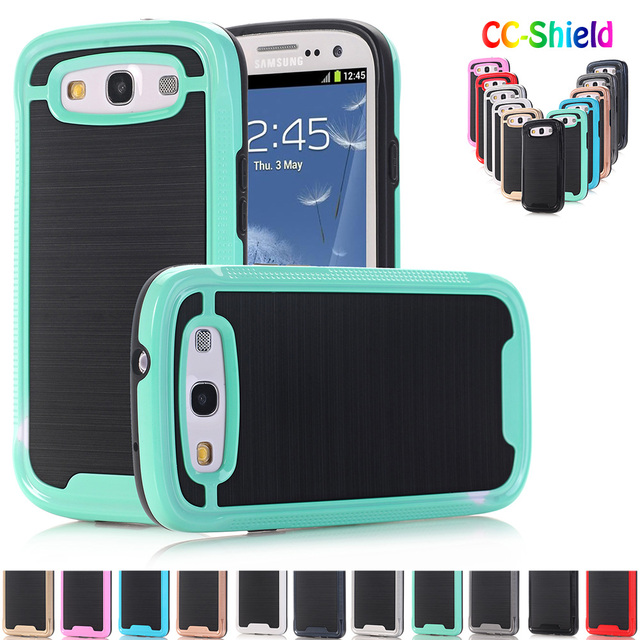 Case for Samsung Galaxy S3 GalaxyS3 SIII Neo GT-I9301 GT-I9300 I9300i GT-I9300i I9301i luxury mobile phone bag back cover shell
