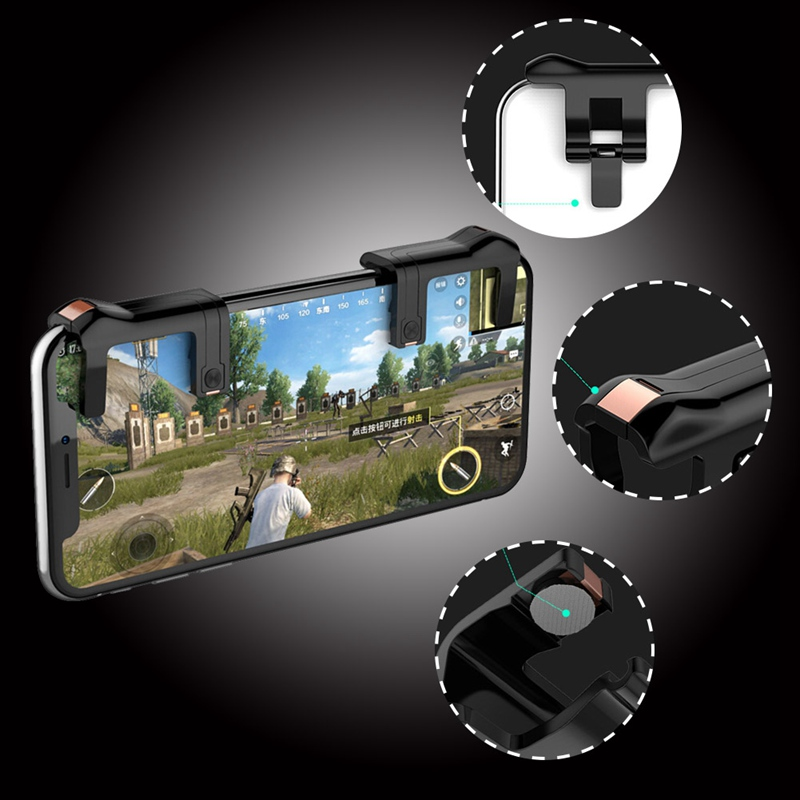 Mobile phone Game Fire Button Smart Phone Mobile