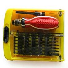 Professionelle Hardware 39 Größen Schraubendreher Tool Kit Für Präzises Instrument Wartung Wie IPhones Laptop
