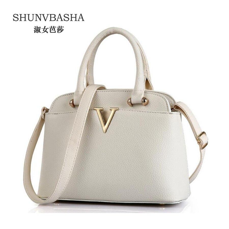 Bolsa Feminina Casual : Women pu leather crossbody bags ladies casual shoulder