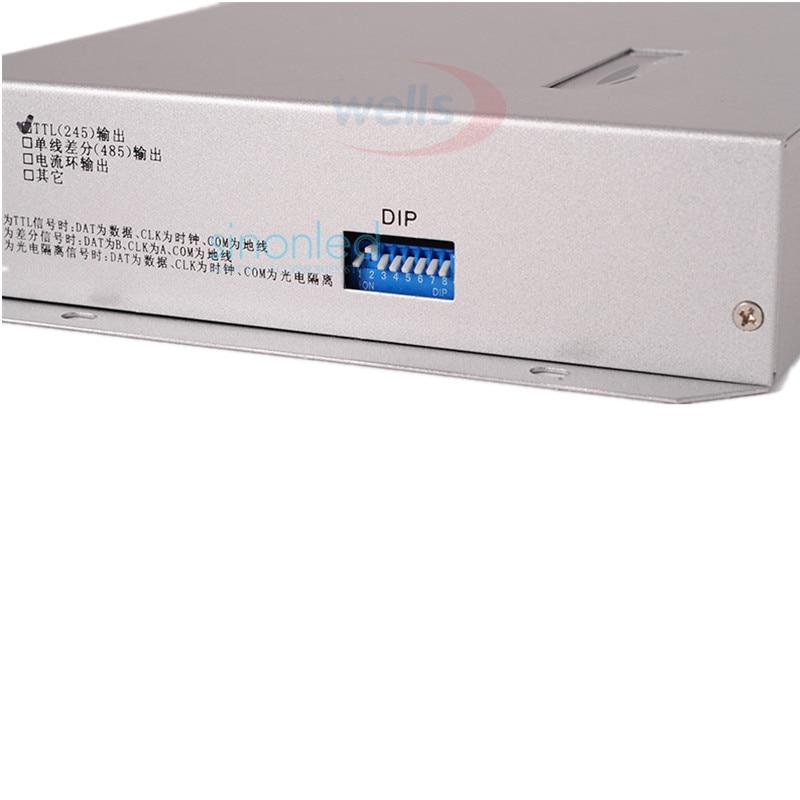 T-300K T300K SD Card online VIA PC RGB Tam rəngli led piksel modul - İşıqlandırma aksesuarları - Fotoqrafiya 4