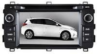 Wholesale Car Radio Gps Navigation Dvd Player For Toyota Auris With Android 4 2 Steering Wheel