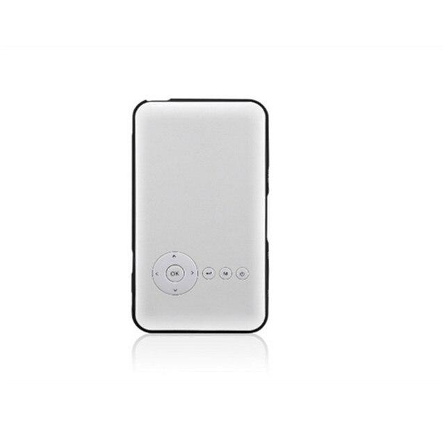 M6 Android 4.4.2 DLP СВЕТОДИОДНЫЙ Проектор Smart TV Box XBMC 1 Г/8 ГБ Miracast DLNA 2.4 Г/5 Г Dual Band Wi-Fi Bluetooth 4.0 HDMI ЕС США Plug