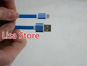 Image 5 - 20pcs Mini Cavo USB 2 in 1 in Pelle Nappa Portachiavi Fast Charger portachiavi Cavo di Dati di Ricarica Adattatore per Android iPhone Tipo C
