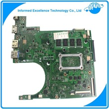 Laptop Motherboard For ASUS X200MA Mainboard With 2117 CPU 8 Memory REV.2.1 100% Tested
