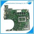 Laptop motherboard para asus x200ma rev.2.1 100% testado mainboard com 8 memória