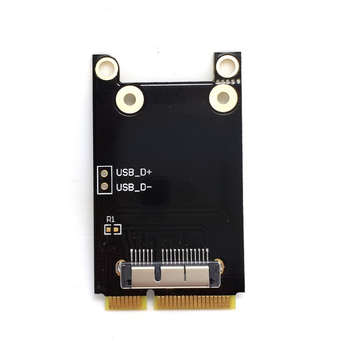 Wireless WIFI Mini PCI E pcie mini pci express Laptop adapter Card for Macbook Broadcom BCM94360CD
