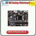 100% Working Desktop Motherboard for MSI H81M-E33 LGA 1150 H81 work perfectly