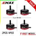 4 stücke Original Emax RS2205 2300KV 2600KV Kühlung Bürstenlosen Motor Quad FPV QAV250 Drone CW/CCW (Schwarz Prop mutter) RS2205-in Teile & Zubehör aus Spielzeug und Hobbys bei