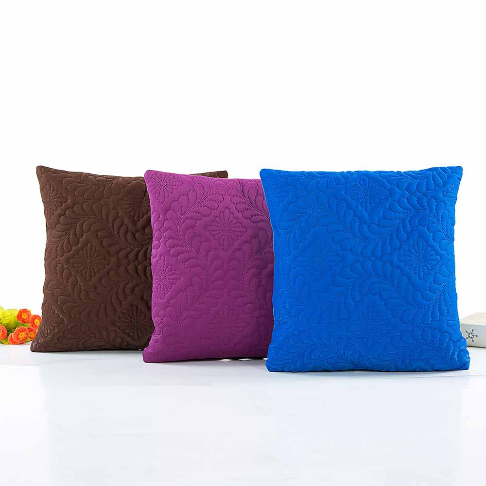 popular textured throw pillowsbuy cheap textured throw pillows  -  cm polyester leaves texture throw pillow case sofa bed home decor throwpillow