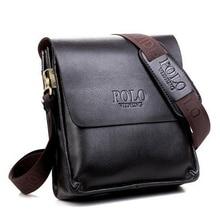 Awen Berühmte Marke Klassisches Design Casual Business Leder Herren Taschen, Werbe Freizeit Hohe Qualität Umhängetasche Umhängetasche