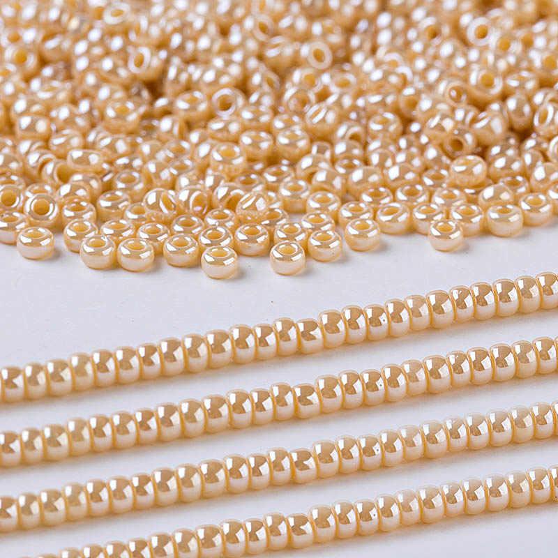 Giapponese MIYUKI Perline Per I Monili Delle Donne Dell'orecchino Del Braccialetto Che Fanno Accessori 11/0 3 grammi/lotto circa 95 pieces/grams